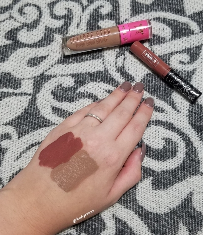lipsticks fall