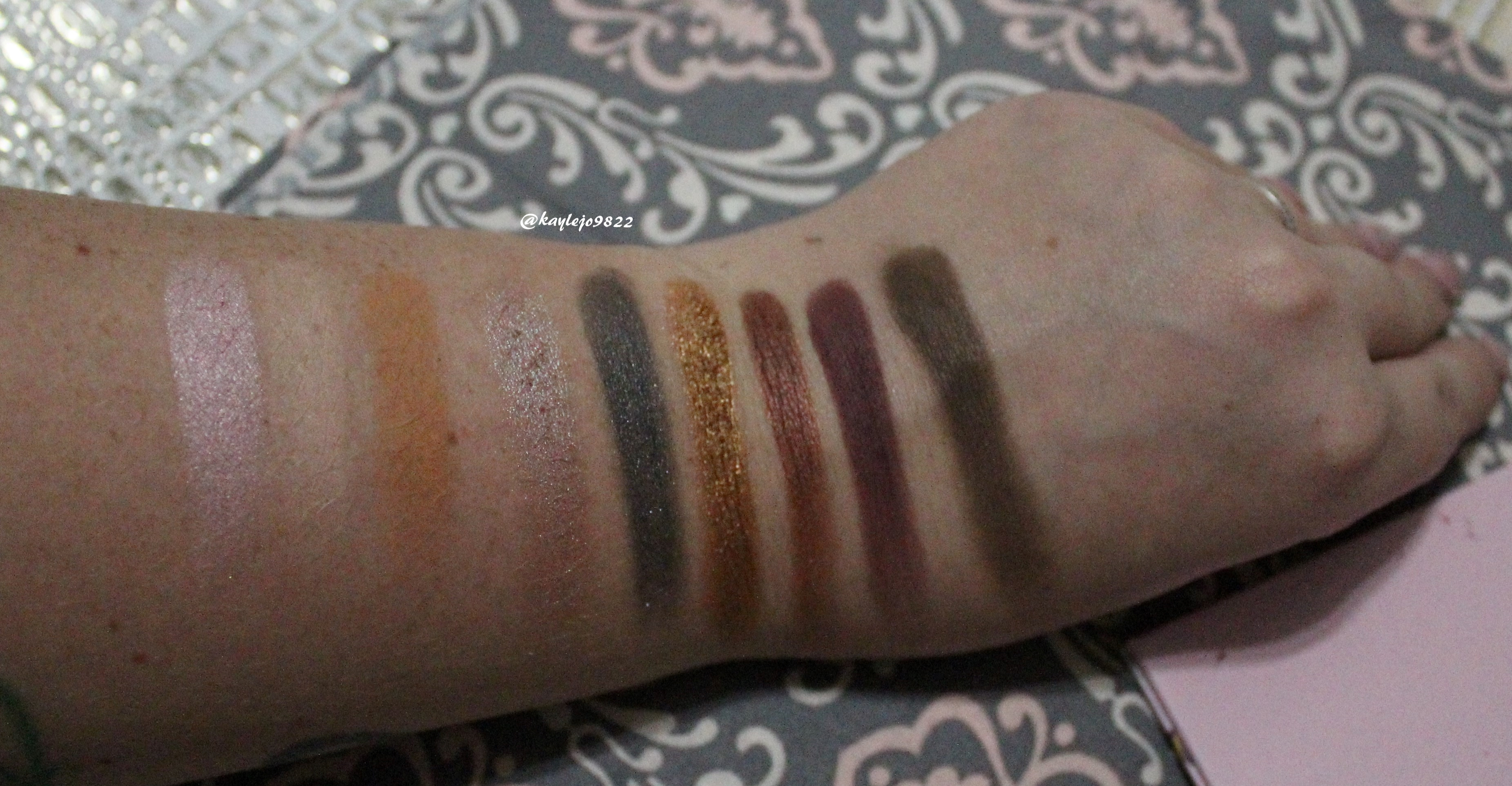 kitten swatches