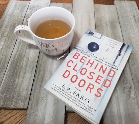 Correct behind closed doors