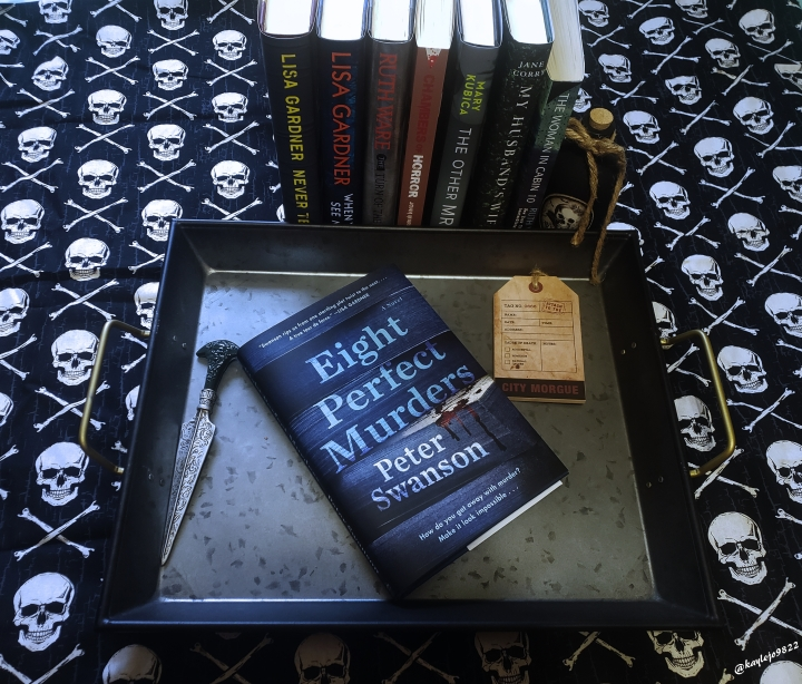 Eight Perfect Murders: Review
